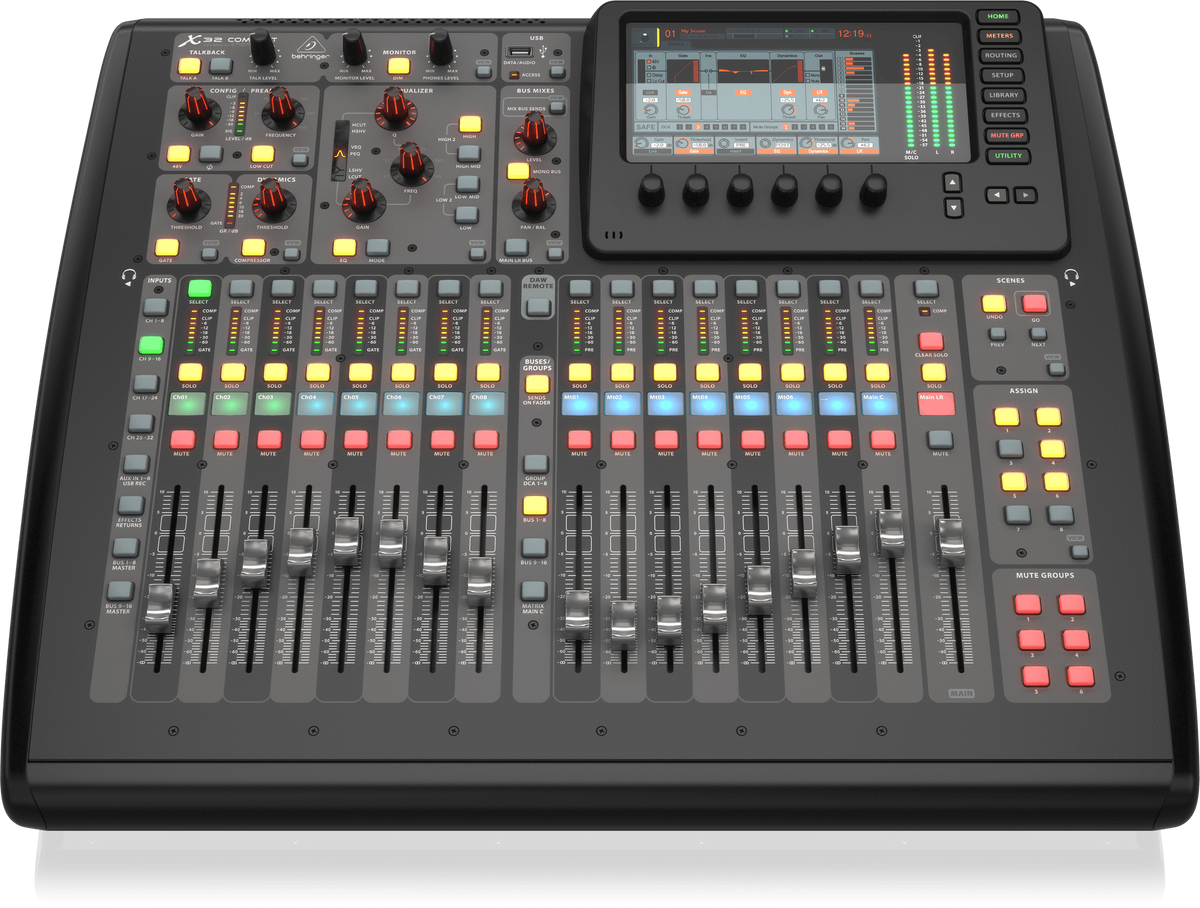 Digitalmixer X32-COMPACT